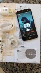 LG K10 Power 32GB Novo com Nota fiscal+acessórios