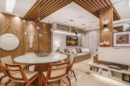 Lindo Apartamento Finamente Decorado com 3 Quartos | Closet | 2 Vagas e Varanda Gourmet