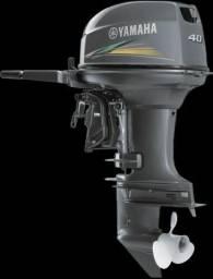 Motor de popa Yamaha 40hp 2tempos