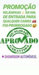 Showroom DE FACILIDADES! R$1MIL DE ENTRADA(DOBLO 2017 7LUGARES COMPLETA)