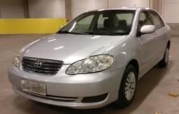 Toyota Corolla Xli Automatico 1.6 MuitoNovo/ModeloRaro/Oportunidade - 2005