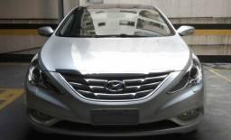 Sonata 2011/2012 Top de linha com multimídia e kit gás - 2011