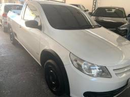 Volkswagen saveiro 2013 1.6 mi cs 8v flex 2p manual g.v - 2013