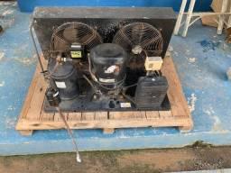 Unidade Camara Frigorifica Condensadora + Evaporadora