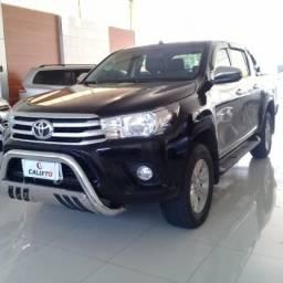 Toyota Hilux srv 4P - 2018