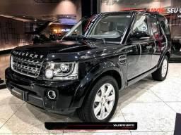 Novíssimo Land Rover Discovery 4 S Diesel 2014/2015 - 2014