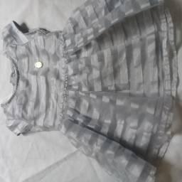 4 Vestidos infantil