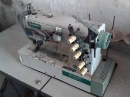 Maquina Galoneira costura Siruba profissional industrial perfeitas condições não é chinesa
