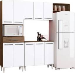 Armário de cozinha completa com balcão produto novo tbm p/ Escritório