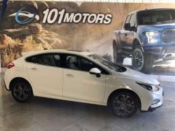 CHEVROLET CRUZE 2017/2018 1.4 TURBO SPORT6 LTZ 16V FLEX 4P AUTOMÁTICO - 2018