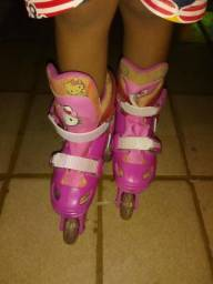 Patins Hello Kitty
