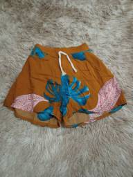 Shorts a pronta entrega