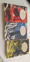Trilogia dos livros O senhor dos Anéis