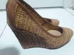 Sapato super conservado