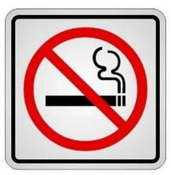 "Título do anúncio: Placa sinalizadora ""proibido fumar"" - Sinalize"
