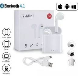 Fone De Ouvido I7 Bluetooth - Loja Minichina
