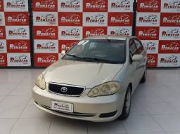 Toyota corolla xli 2007 mecanico financio sem entrada