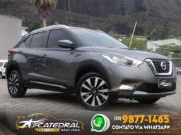 Nissan KICKS SV 1.6 16V FlexStar 5p Aut. 2018/2019