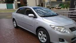 Toyota Corolla GLI 1.8, automático, carro extra