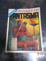 Antigos almanaque Nostalgia, Fantasma e principe valente.
