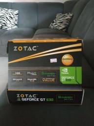 Placa de vídeo GT 630 Zotac Nvidia