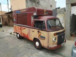 Kombi 2012 1.4 flex food truck