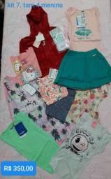 Kit de roupa infantil