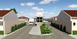 Casa com pátio, condomínio barato? e 100% financiada com FGTS?