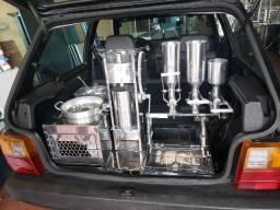Kit churros de carro veiculo churros carro do churros alto alegre