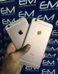 IPhone 6s Plus 64Gb Rosa - Seminovo - com nota e garantia, somos loja fisica