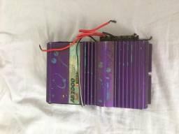 Amplificador AB 2000