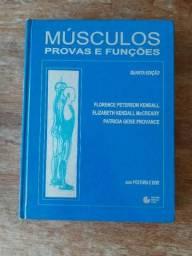 Livro Músculos Provas e Funções