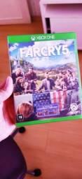 FarCry 5 Xbox One comprar usado  Rio de Janeiro