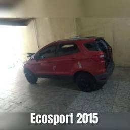 Peças da Ecosport 2015