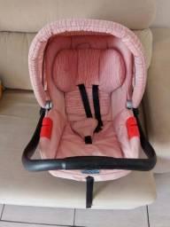 Cadeirinha vibratória, bebê conforto e carrinho