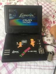 DVD portável
