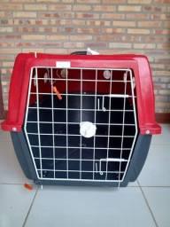 Casinha transporte cachorro grande número 4