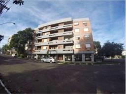 Apartamento 1 dormitório c/ 53,13 m² e sacada. Garagem coberta com portão individual