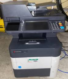 Impressora multifuncional kyocera ecosys M3550 idn