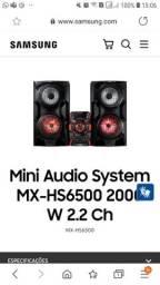 Sansung Mini System - Som Top!!