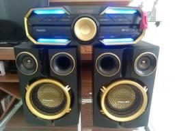 Mini Hi-Fi System Philips em Perfeito Estado
