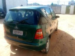 Carro classe A160 2002