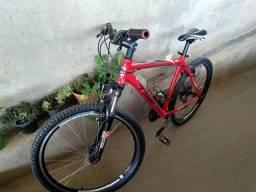Vende-se bike barato estou trabalhando e nao to tendo tempo de pedalar
