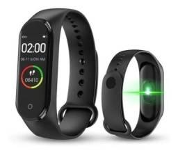 Smartband - Smart bracelet Relógio Inteligente M4(Garantia)