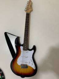 Guitarra strinberg sts-100 com aplificador staner gt15