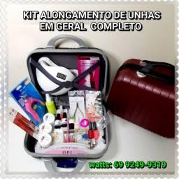 Kits P/ ALONGAMENTO DE UNHAS EM GERAL