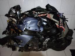 Peças Srad 1000cc gsx-r 2011