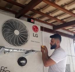 Ar condicionado  - Instalação