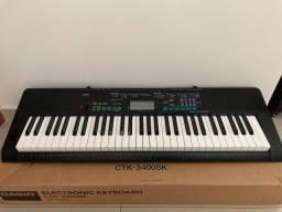 Teclado Casio CTK-3400SK