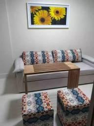 Apartamento novo e mobiliado em Caldas Novas.flat